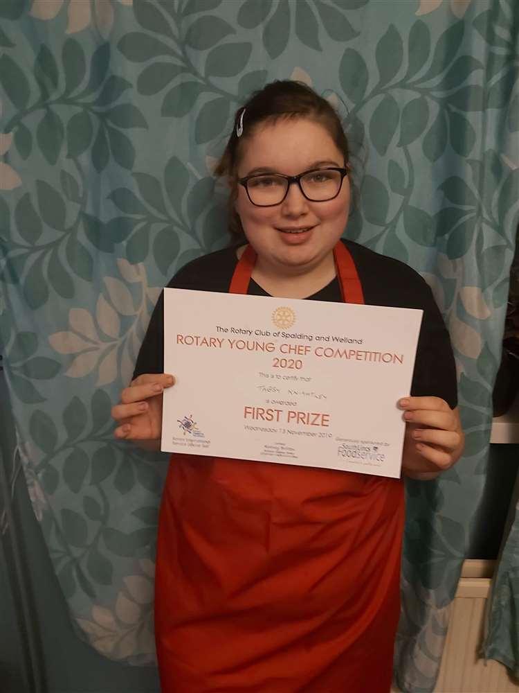 SA Rotary Chef winner
